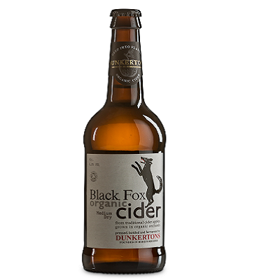 Dunkertons Black Fox 500ml Bottle